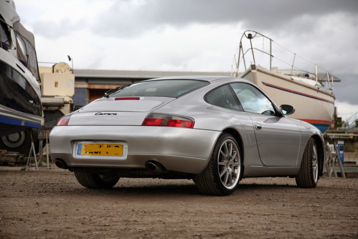 How Much Does it Cost to Own a Porsche 996