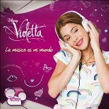 Participación en Violetta/ La música es mi mundo