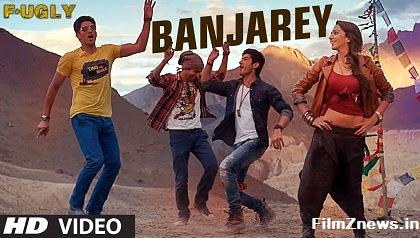 Banjarey - Fugly (2014) HD Music Video Watch Online