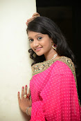 Sandeepthi Gorgeous in Designer Saree-thumbnail-19
