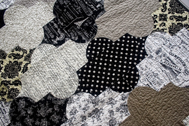 """New Quilt Pattern """"French Connection"""" for Bloggers Quilt Festival!!!"""