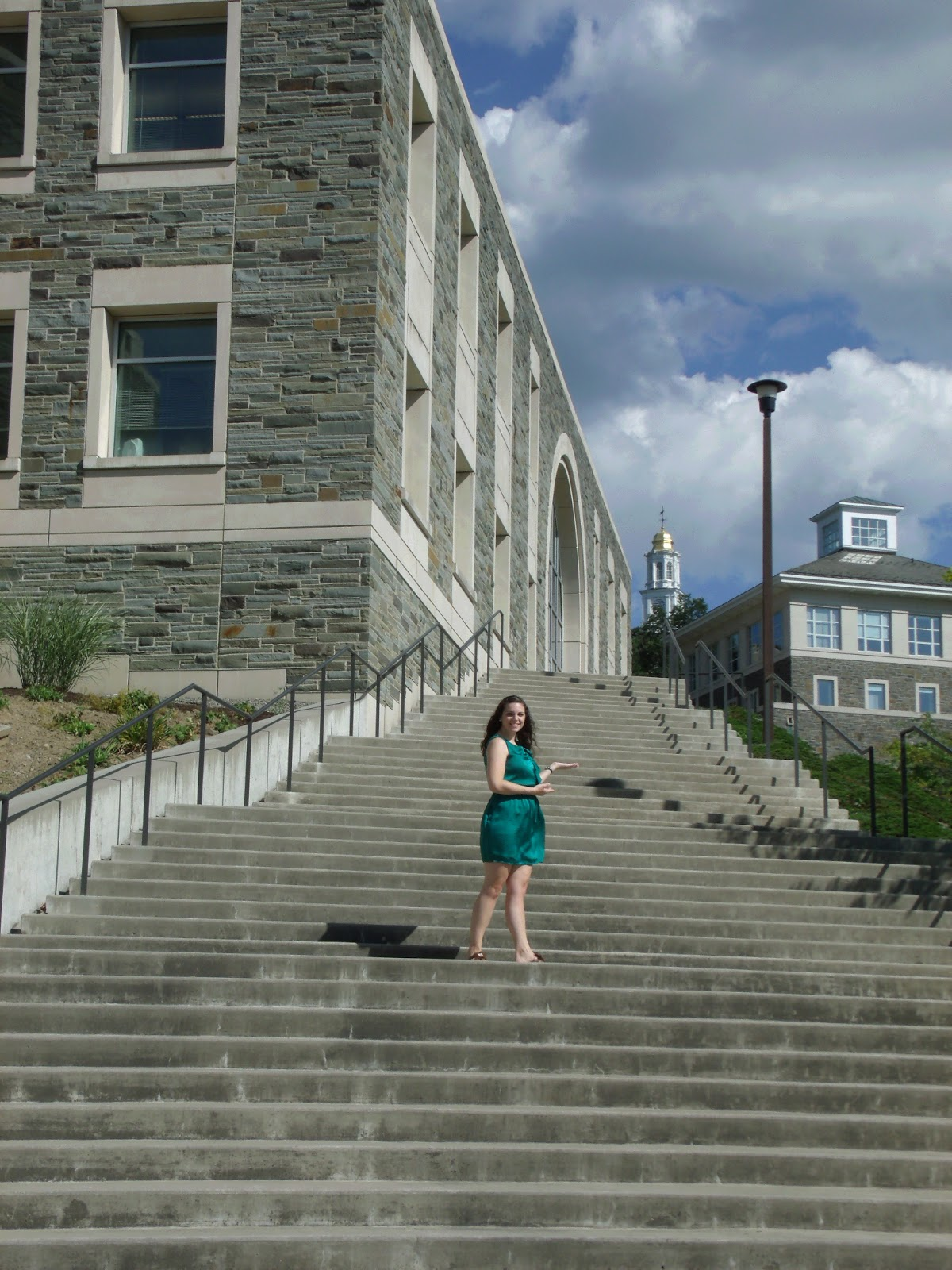 Colgate University Tours And Information Sessions
