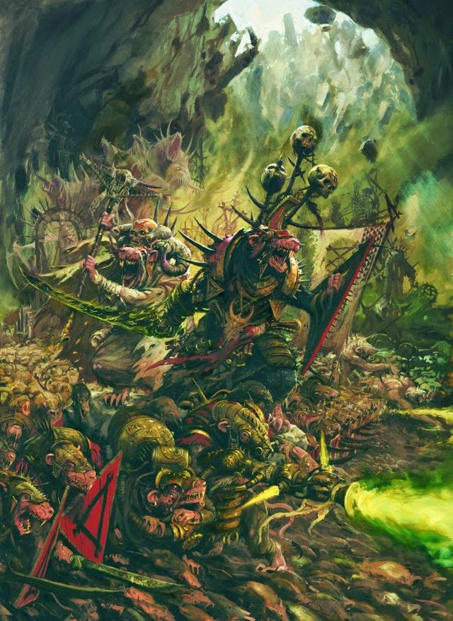 HERO's Gaming Blog: WHFB: Army tiers and hypothesis