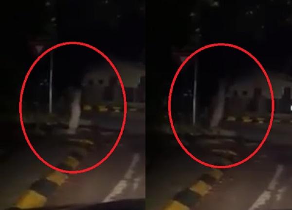 Kisah Sebenar Video Penampakan Hantu Pocong Melompat Terbongkar - HARAM JADAH!!