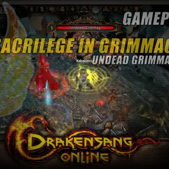 Sacrilege In Grimmagstone, Undead Grimmag Defeated In Drakensang Online