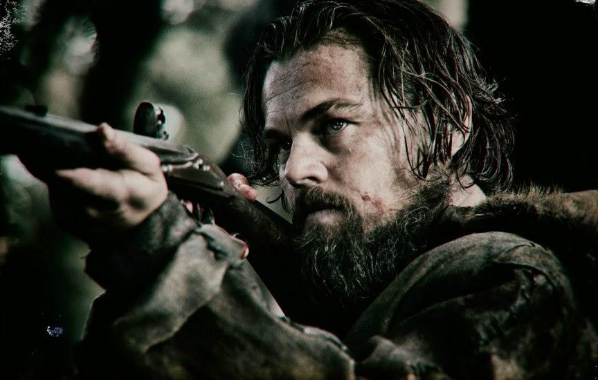 Leonardo Di Caprio em 'The Revenant'