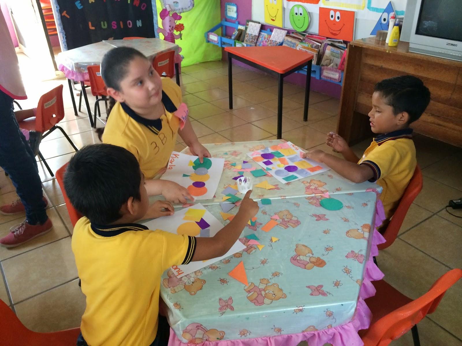 Cec preescolar segundo semestre actividades en el jard n for Actividades para jardin