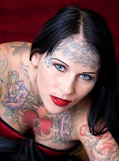 Michelle Bombshell Mcgee Tattoo Ideas for Girls - Michelle Bombshell Mcgee Tattoo Design Photo gallery
