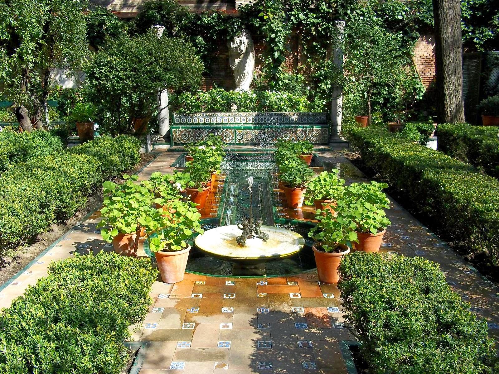 Mi dosis de energ a casa museo sorolla for Casa jardin madrid
