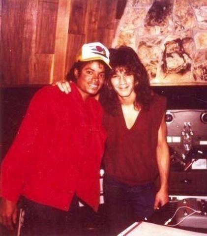 Eddie Van Halen desconstrói sua colaboração em 'Beat It' 4177404913_8c09a591d5