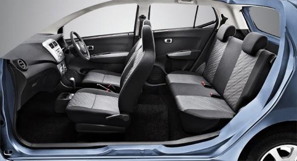Spesifikasi Lengkap dan Harga Daihatsu Ayla