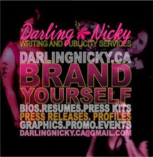 Darling Nicky (the biz)