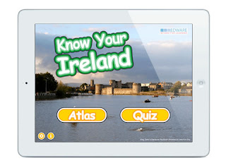iPad Know Your Ireland