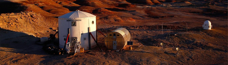Instalaciones de la Mars Society