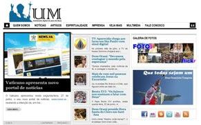 Site do Portal Um