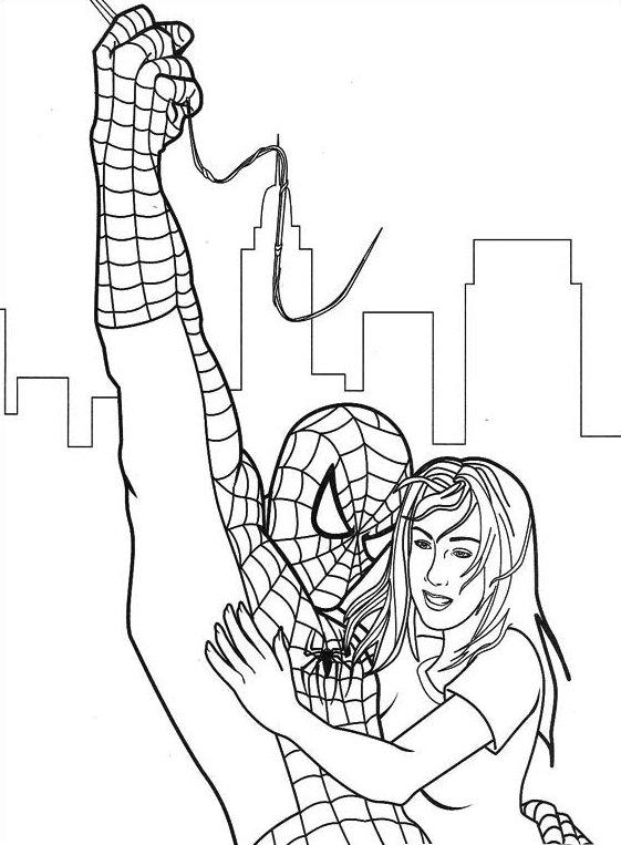Mi colección de dibujos: ♥El Hombre araña ( spiderman)