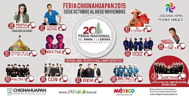 feria chignahuapan 2015