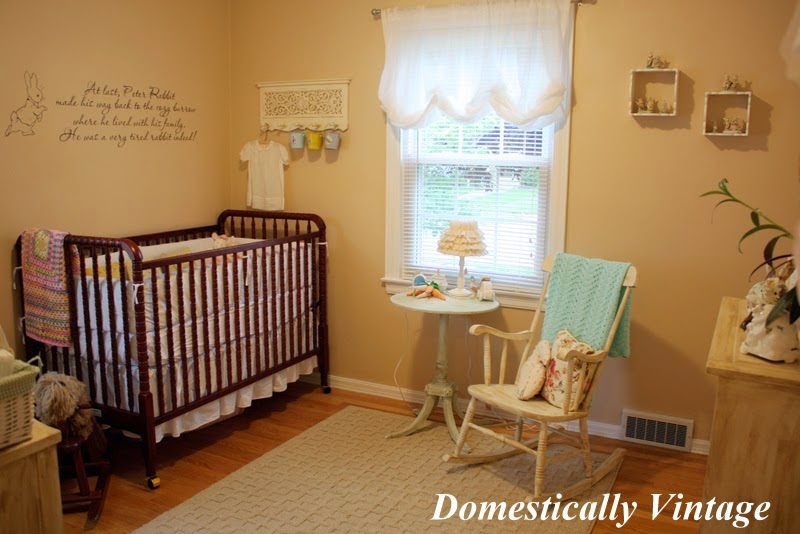 Nursery Reveal - Part 1