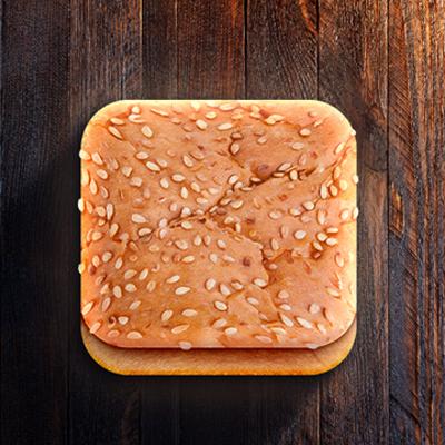 Creativedash, iconos para apps de comida