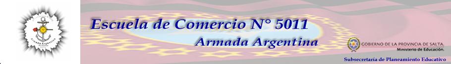 Esc N° 5011 Armada Argentina