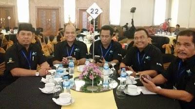 Kakankemenag Tanjungbalai Ikuti Rakor Program Keluarga Harapan Tingkat Nasional Tahun 2015
