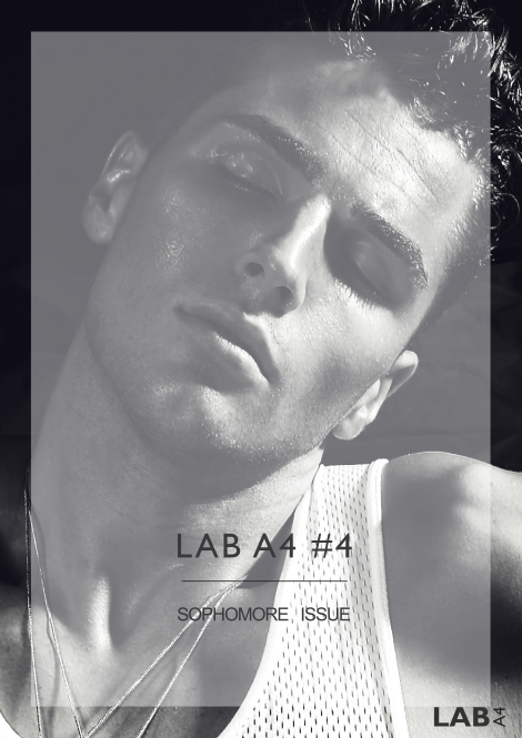 Edward Wilding for Lab A4 Magazine