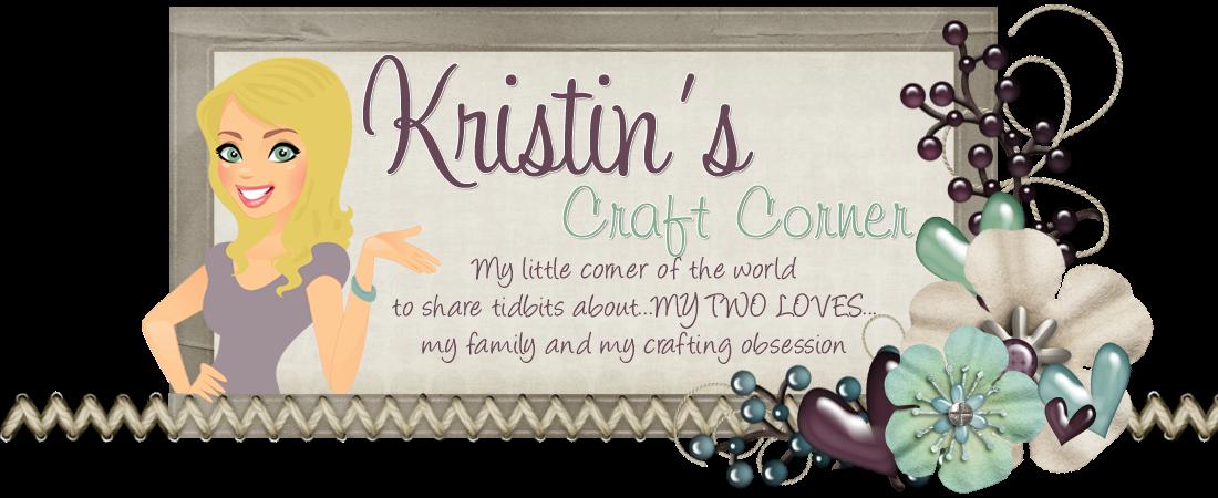 Kristin's Craft Corner
