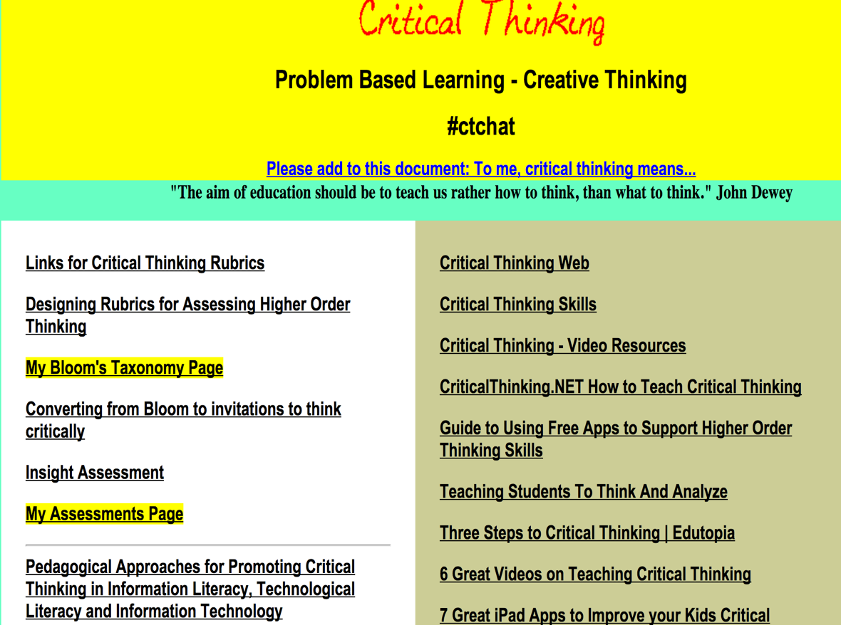 halpern teaching for critical thinking