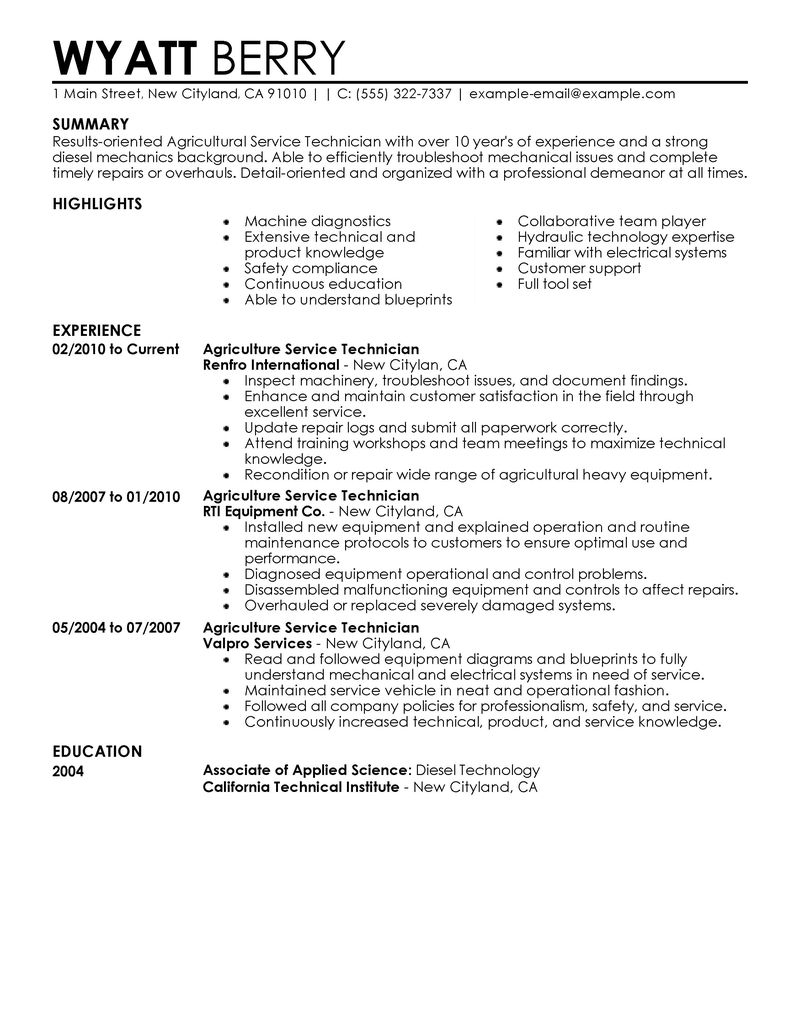 How To Organize A Resume. format resume dates. sample travel ...