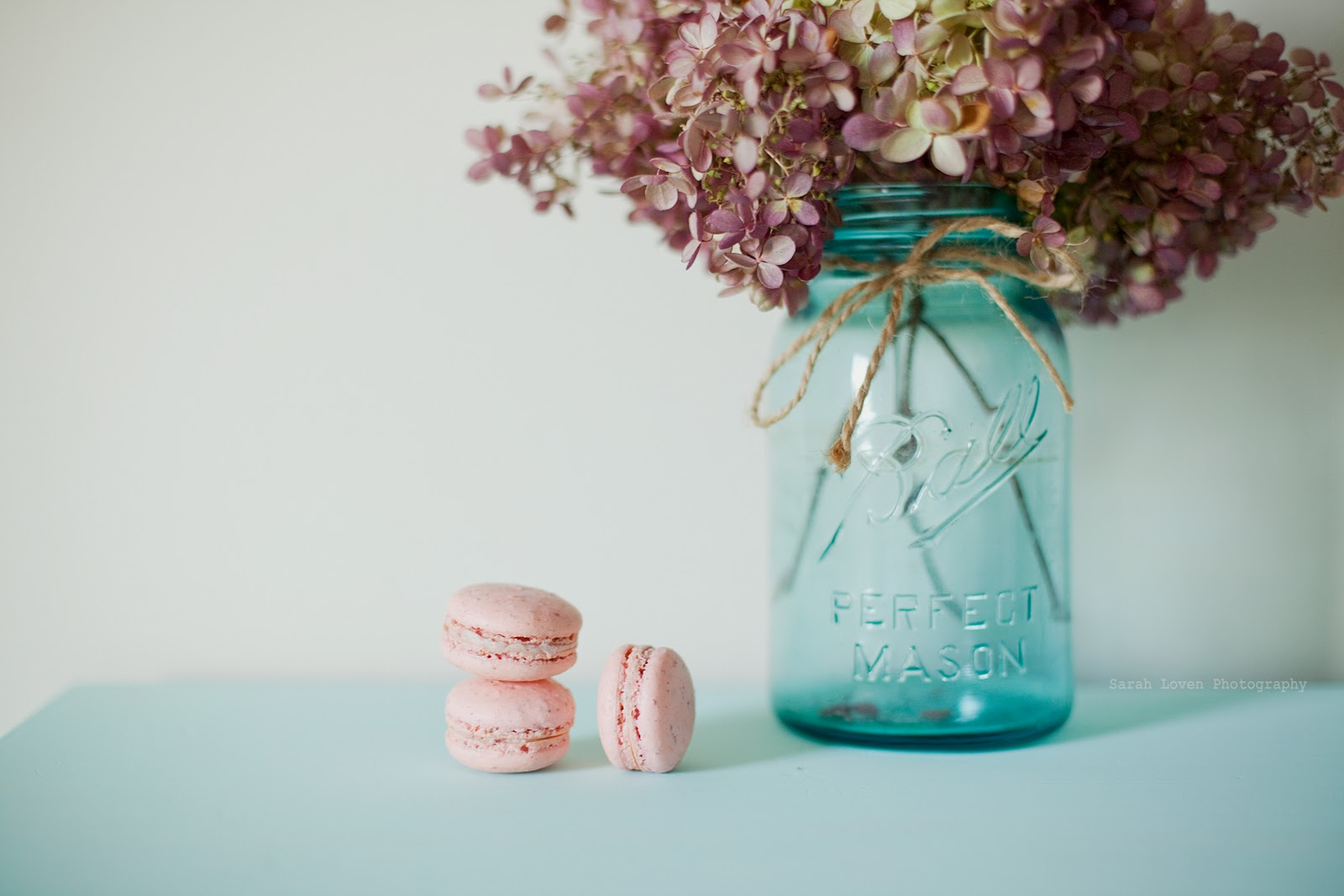 ShareFrench Macaroons Wallpaper