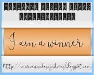 "Winner Marianne Design Divas op 17-10 2017 (#22) ""Trouwkaart"""