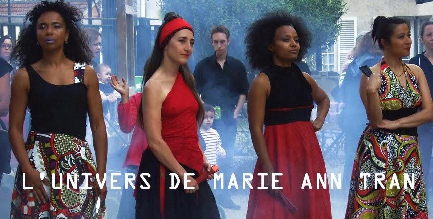 L'UNIVERS DE MARIE ANN TRAN