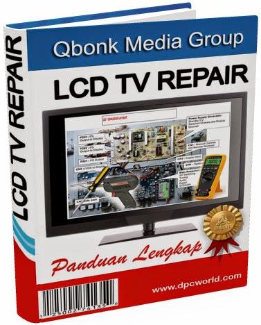 Cara Memperbaiki Layar TV LCD