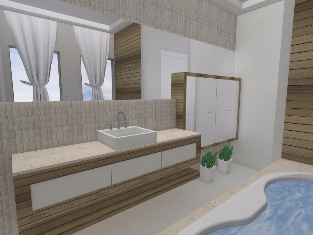 Fernanda Moschetta: Projetos Interiores Residenciais Banheiros #5B4E3C 1024 768