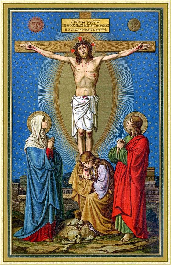 Ofiara Krzyża | Uczestnictwo we Mszy świętej źródłem uświęcenia