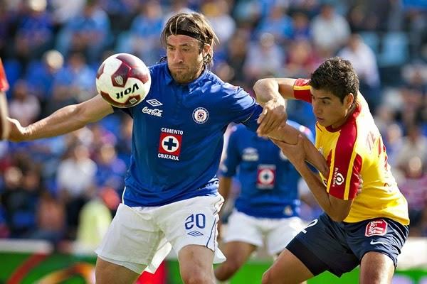 Monarcas Morelia vs Cruz Azul Liga MX 17-04-2015