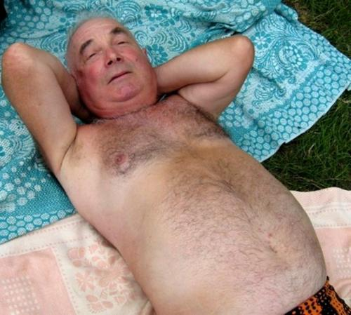 gay mature - hairy silver daddies - mature beach daddies - senior gay men