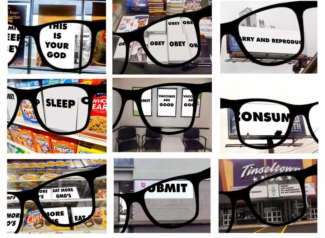 Las Gafas De Roddy - La Realidad Oculta