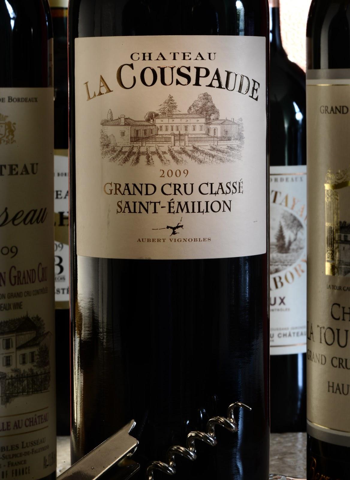 New Hampshire Wine-man: Château La Couspaude Saint-Émilion Grand ...