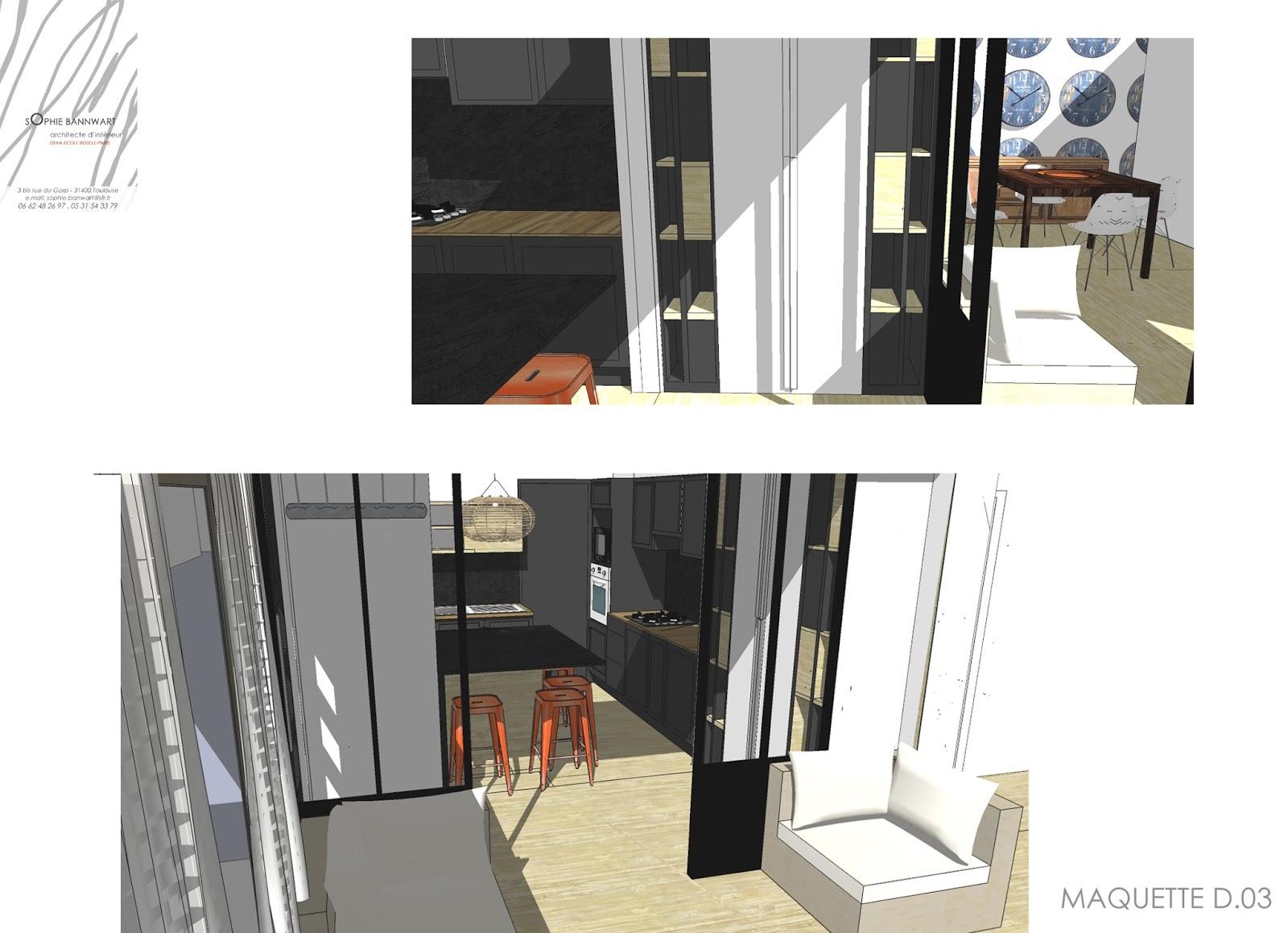 Sophie bannwart architecte d 39 int rieur for Architecte interieur 06