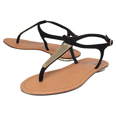 Carvela Kindred Metal Paneled Sandal