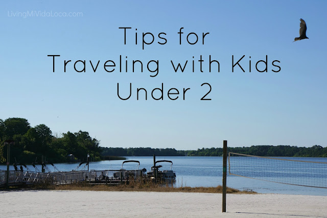 Tips for Traveling with Kids Under 2