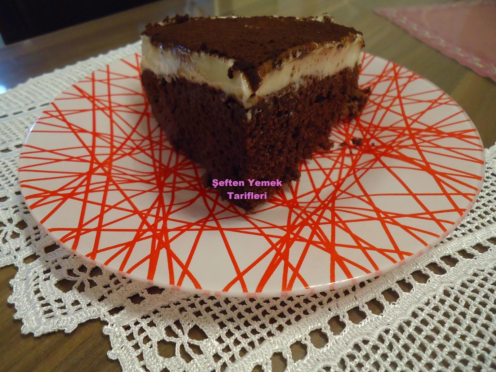 sütlü kek nasıl yapılır