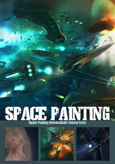 Space Painting Digital Painting Tutorial Series