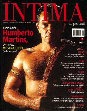 Humberto Martins Nú