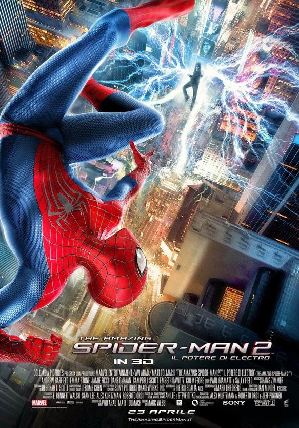 the amazing spider-man 2 il potere di electro recensione