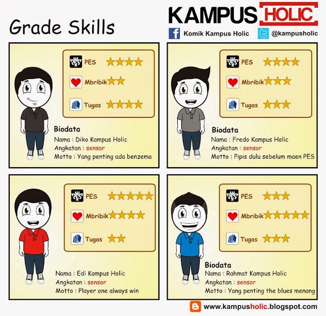 #316 Grade Skills