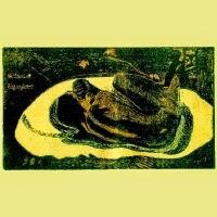 'Ella pensa en el fantasma (Paul Gauguin)'