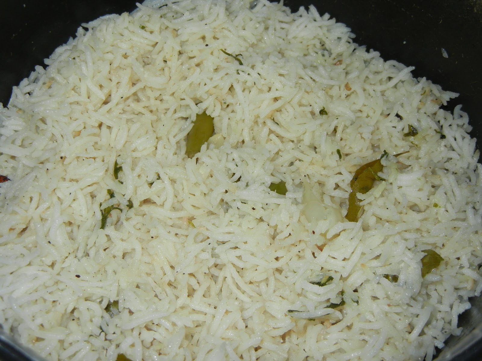 Yashodha's kitchen: COCONUT MILK RICE / THENGAI PAAL SADHAM
