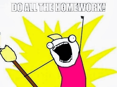 Do All the Homework Meme
